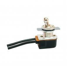 Toggle Switch with Wire - 2 Position