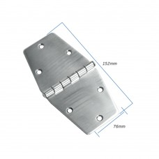 Stainless Steel Hinge 304 Model No: 52600