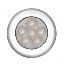 LED Ceiling Light - Flush & Surface Mount 00558-SSCWH
