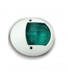 Green Navigation Light Vertical Mount - (00291)