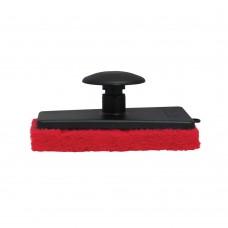 Scrubber/Medium (Red) - 6 Pieces