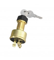 Ignition/Starter Switch - With Rubber Cap Model: 10270-RC