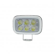 LED Spotlight - Surface Mount J-2299LED-WH