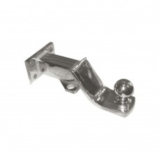 Ball Mount Bracket - Chrome Plated Model: SS11592-CH