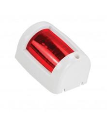 Mini Red Port Navigation Light - (00021-WH)