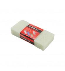 Fine Scrubber Pad (White) - 2 Pieces