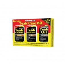 Premium Teak Care Kit